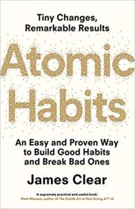 James Clear atomic habits